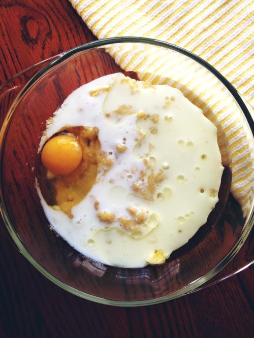 Muffins de Avena, Banano y Arandanos6
