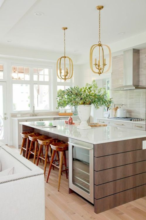 kitchen eclectic style