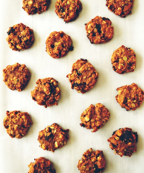 Ultimate Breakfast cookies