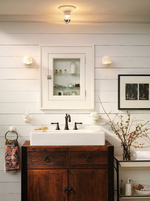 Bathroom, Hanah Fixture, Rejuvenation