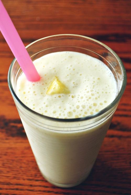 Pina colada smoothie2