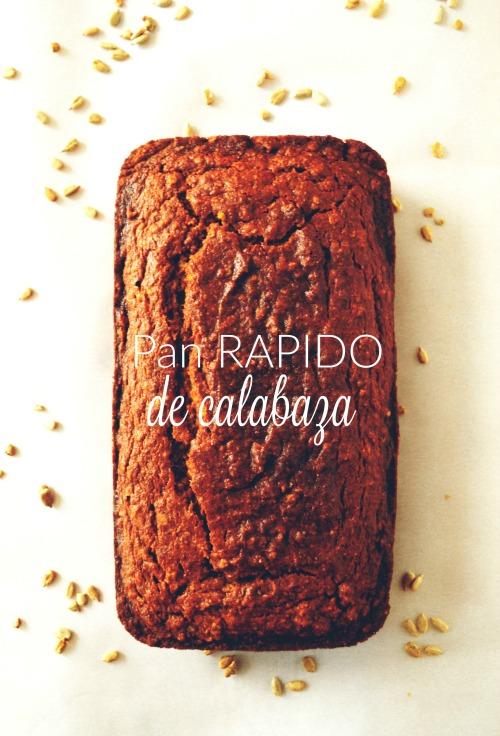 Pan de Calabaza cover