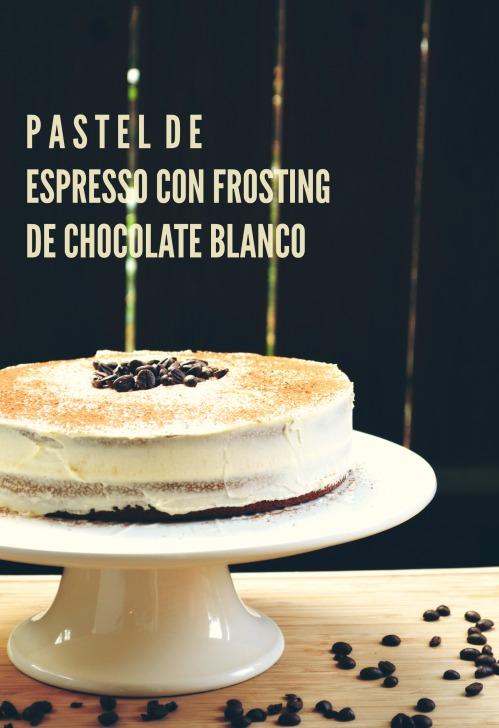 Pastel de Espresso cover