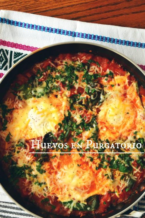 Huevos en Purgatorio cover