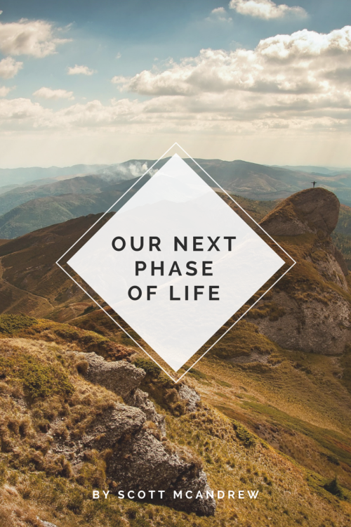 our nextphase of life