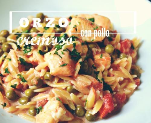 Creamy Orzo cover